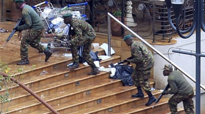 """For proponents of the War on Terror, even if lethal, the Westgate massacre is a dying kick from a spent group. It is a closing act in the victory of sensible over senseless violence,"" writes Professor Mamdani [Reuters]"