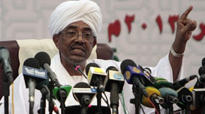 Critics of President Bashir have become increasingly vocal since government slashed fuel price subsidies in July.