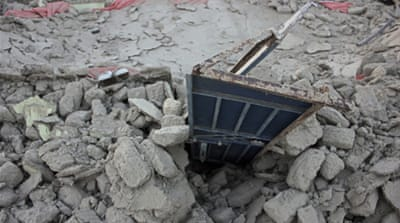 In Pictures: Pakistan quake