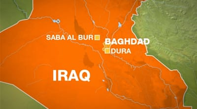 Attacks on two Baghdad locations has killed at least 23 people according to Iraqi officilals