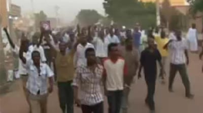 Fuel price protests rage on in Sudan
