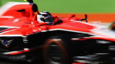 Sochi speeding up for F1 debut