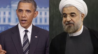 Obama and Rouhani to work on nuclear solution