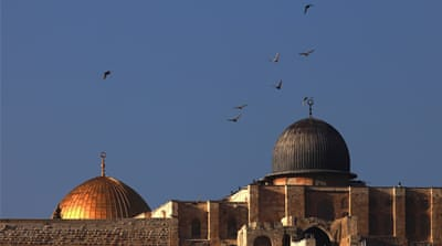 Jews and Muslims to share al-Aqsa Mosque?