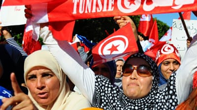 Poll misrepresents women's rights in Tunisia