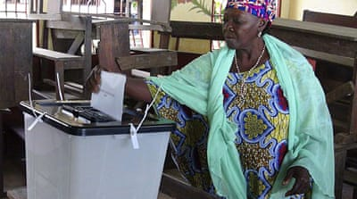 Polls close in Guinea parliamentary elections