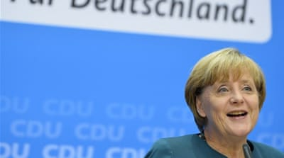 Germany's SPD leans towards coalition talks