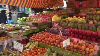 Egypt tries to control inflation