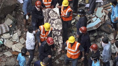 Thirty-three others were rescued alive from the building's wreckage in the two-day search [AP]
