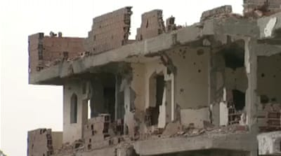 Yemen struggles to rebuild recaptured region