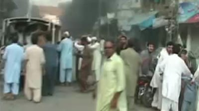 Violence intensifies in Pakistan's northwest
