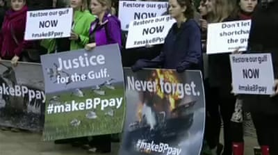 BP returns to court over Gulf oil spill