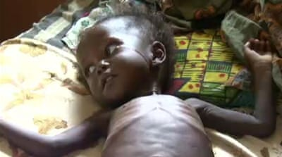 CAR humanitarian crisis blamed on war