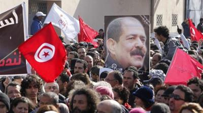 Who killed Tunisia's Chokri Belaid?