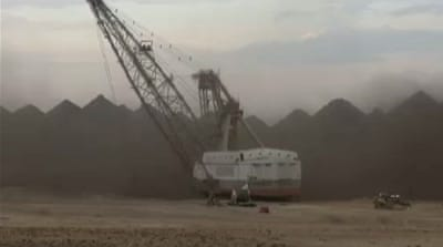US tribal government eyes coal mine deal