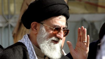 Ayatollah Ali Khamenei dismissed the allegations of chemical weapons use, says the US is 'wrong about Syria' [EPA]
