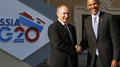 Syria strike debate overshadows G20 summit