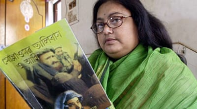 Banerjee's book 'Kabuliwala's Bengali Wife' was turned into a Bollywood movie in 2003 [File: AFP]