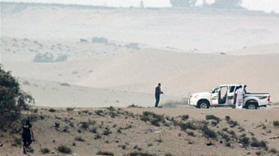Attacks on security forces are now occurring almost daily in Sinai [Reuters]