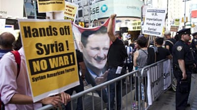 """There's no bright spot on the horizon"" for Syria, says Chomsky [Reuters]"