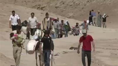 Syria war puts strain on Iraqi border