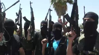 Al-Qaeda presence in Syria worries US