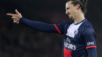 Ibra terms Real friendly a great test for PSG