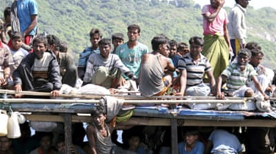 Thousands of Rohingya board boats operated by human traffickers each year aiming to reach Malaysia [Asiapix]