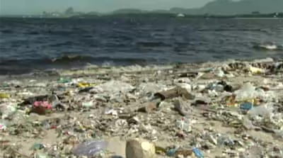 Rio's bay 'too dirty' for Olympics