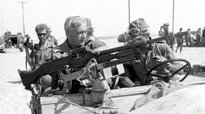 The life and times of Ariel Sharon