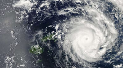 Powerful cyclone rips through Tonga islands