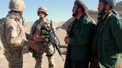 Spain's hunted Afghan interpreters