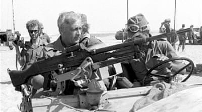 Ariel Sharon: Warrior or war criminal?