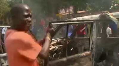 Looting and violence ravage CAR