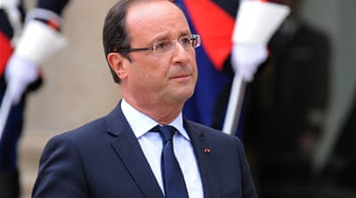 Hollande refuses to discuss personal life