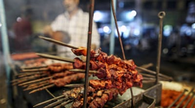 India's sizzling food business