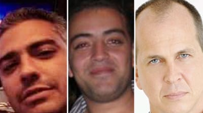 Al Jazeera demands Egypt free detained staff