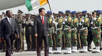 China-Japan rivalry heats up in Africa