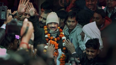 AAP is planning to contest upcoming parliamentary elections in a big way  [File: Reuters]