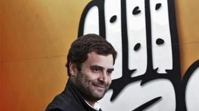 Rahul Gandhi's obsession with his magic wand