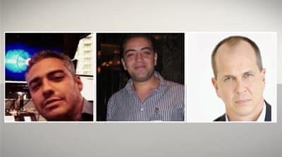 Al Jazeera journalists languish in Egypt jail