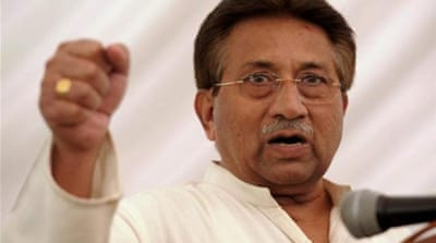 Pakistan's Musharraf indicted for treason