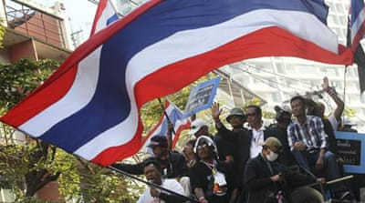 No end in sight to Thailand turmoil