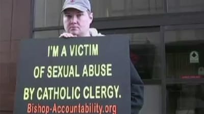 US Catholic church abuse goes public