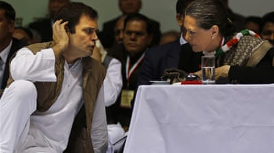 India's Rahul Gandhi to lead poll campaign