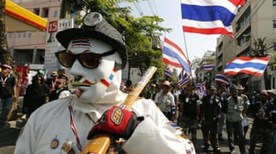 Thailand has been wracked by unrest since the military toppled Thaksin Shinawatra in 2006