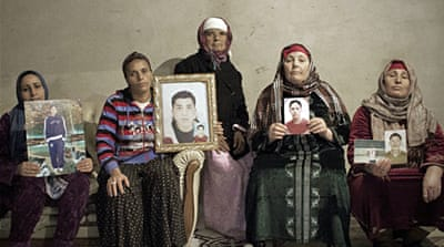 In Pictures: Mothers of Tunisia