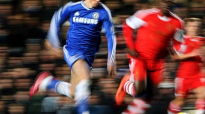 Torres' goal-scoring ability has deserted him since his high-profile move to Chelsea [Getty Images]