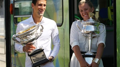 Why Djokovic and Azarenka love Australia