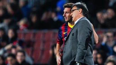 Tussle behind closed doors at Barcelona FC